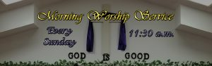 Sunday Morning Worship @ Greater Joy Temple COGIC | San Antonio | Texas | United States