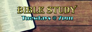 Bible Study @ Greater Joy Temple COGIC | San Antonio | Texas | United States